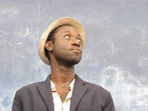 BaasaKro by DK Osei at Alliance Francaise, Accra, Ghana