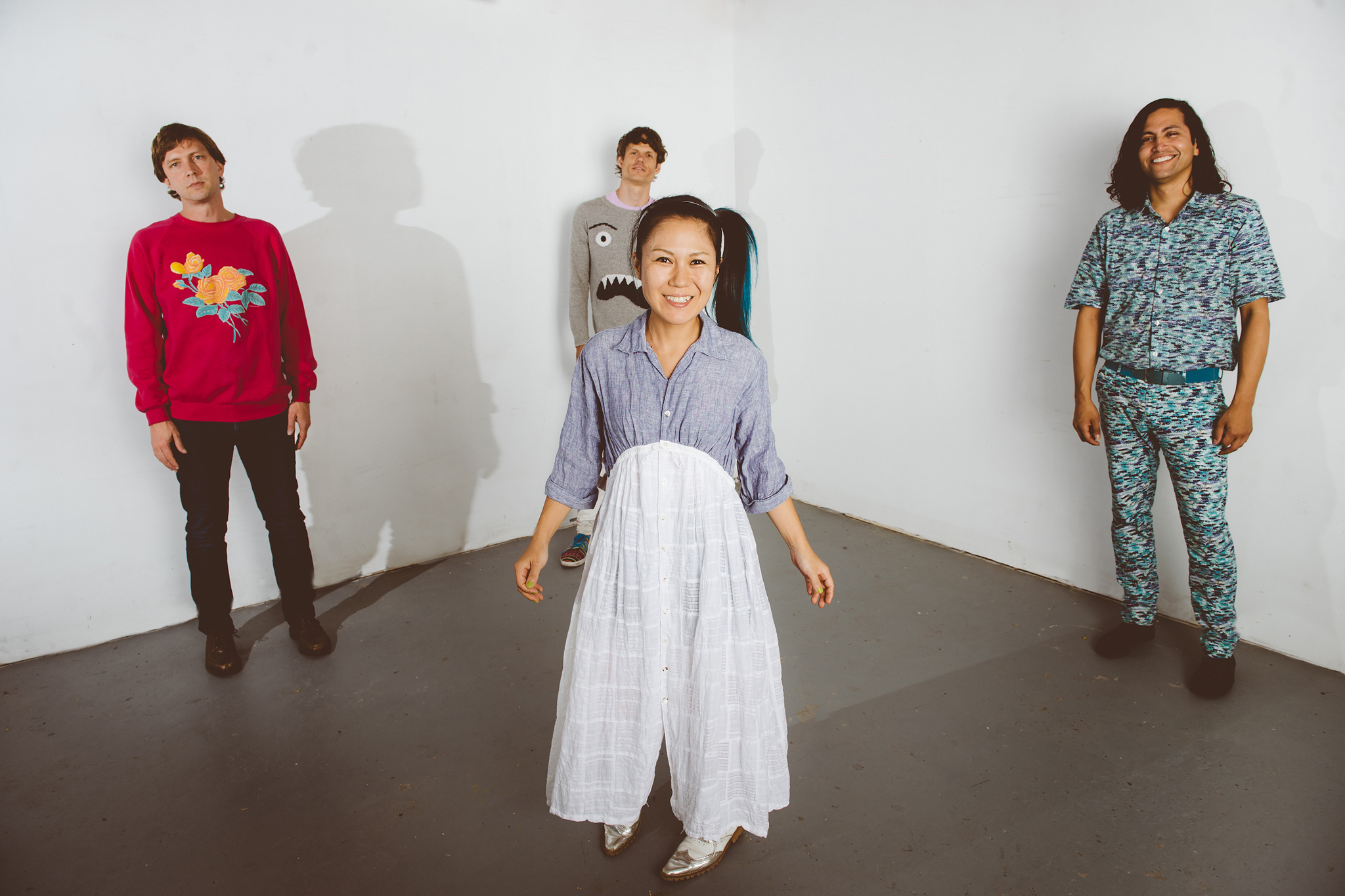 Deerhoof's Greg Saunier interview
