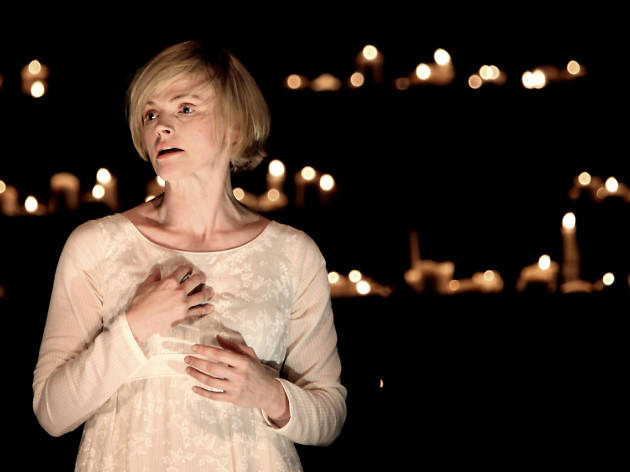 Maxine Peake in The Masque of Anarchy at MIF13