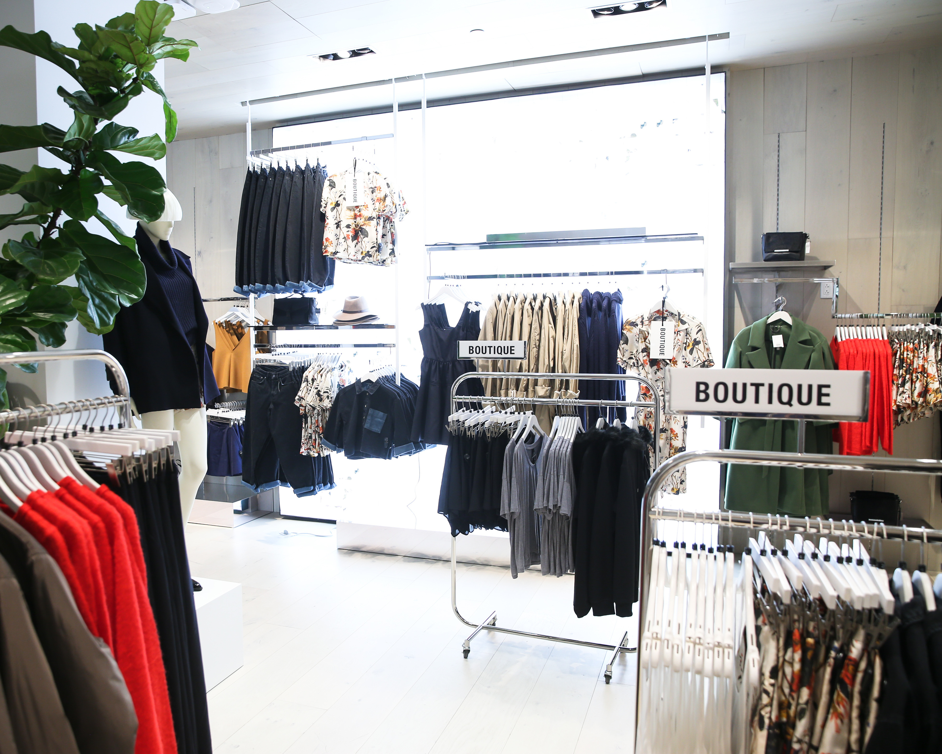 TOPSHOP/TOPMAN Fifth Avenue NYC flagship