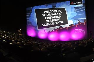IMAX Glasgow, Cinemas, Glasgow