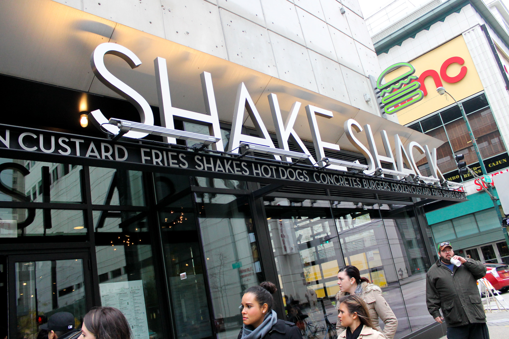 Shake Shack is bringing your Wrigleyville drunken eating dreams to life