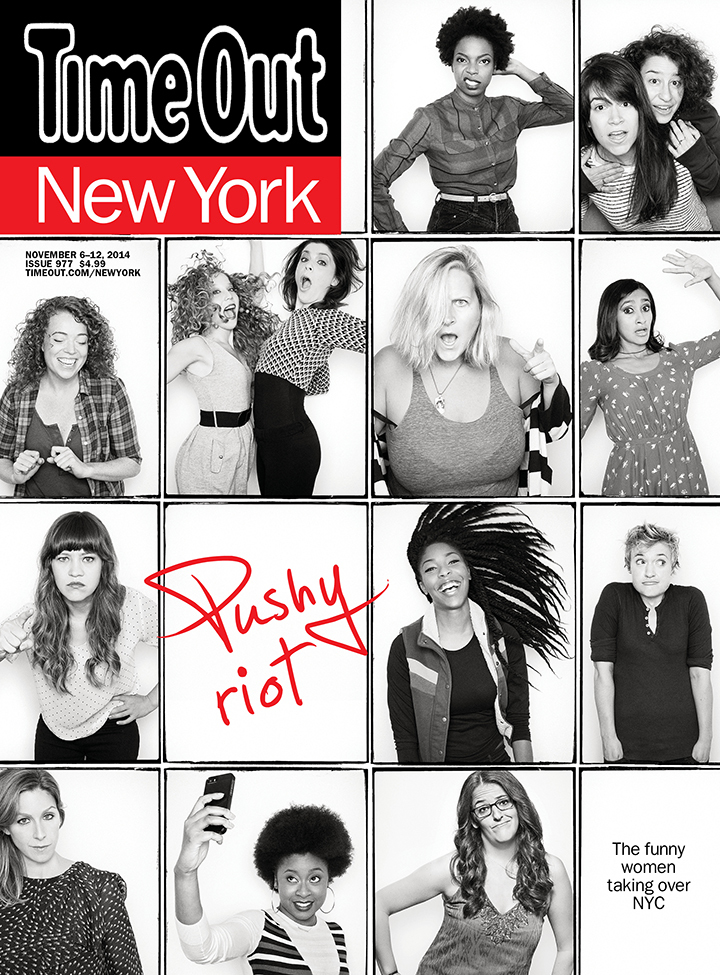 In this week's issue of Time Out New York we celebrate NYC's ...
