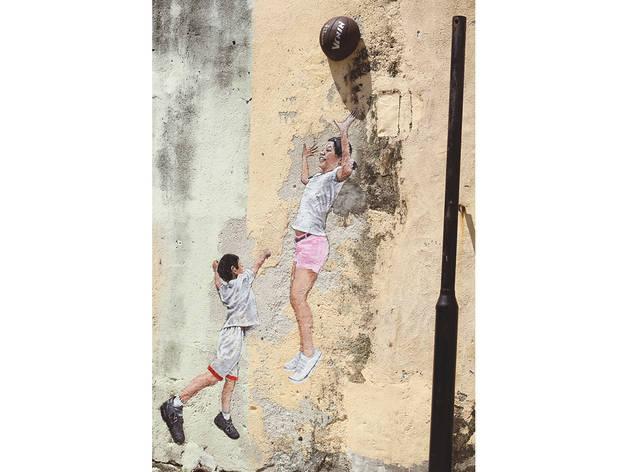 'Basketball' by Louis Gan