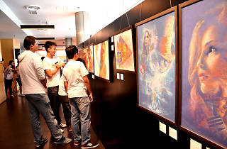 One Point Five Art Exhibition