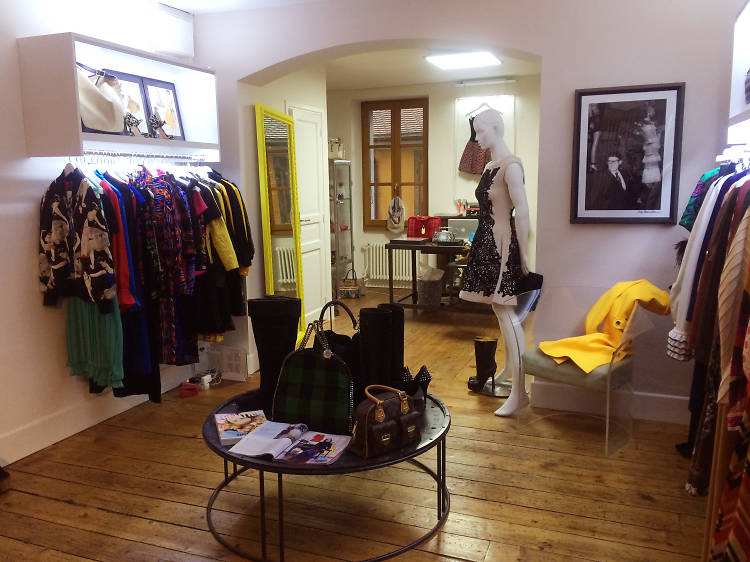 Vintage and second-hand shopping in Geneva