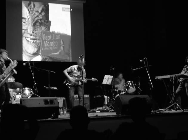 LEM 2014: Reptilian Mambo + Radikal Satan + DJ Shak