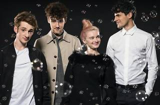 Clean Bandit + The Handclappers