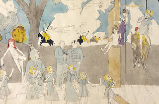 (Henry Darger / © Bruno Decharme)