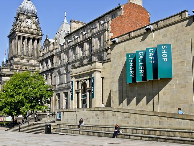 Leeds Art Gallery, Galleries, Leeds