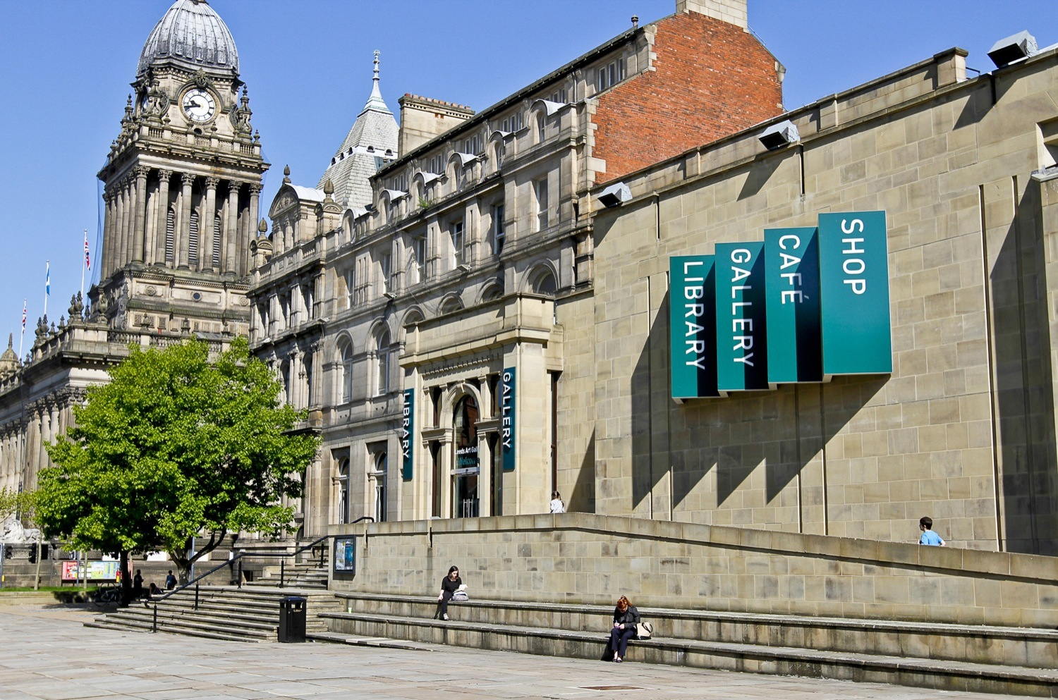 The best art galleries in Leeds