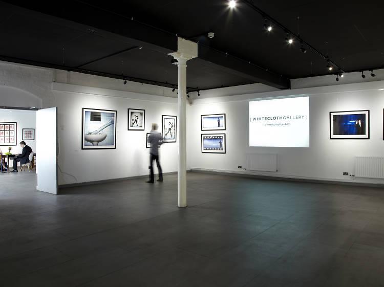 White Cloth Gallery