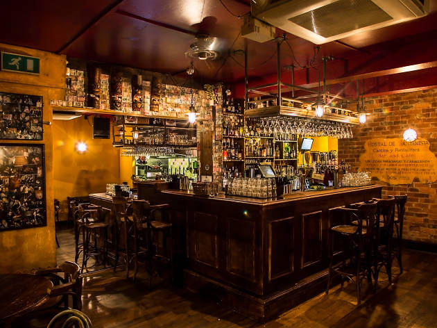 The 13 best cocktail bars in Leeds