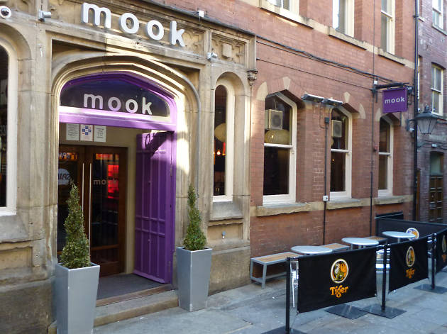 Mook, Cocktail bars, Leeds