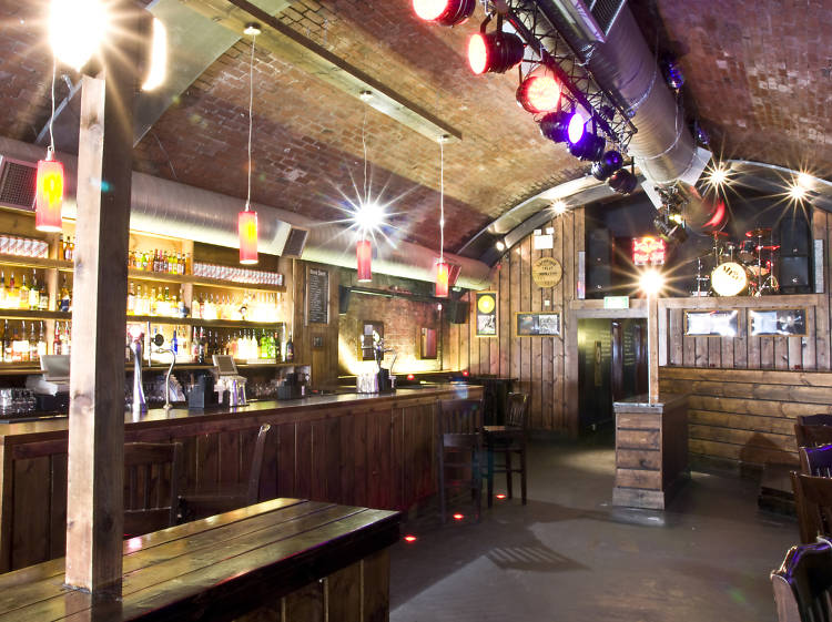 The Shed Bar