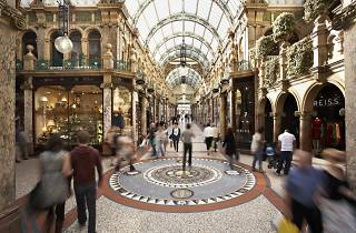 Victoria Quarter, Attractions, Leeds