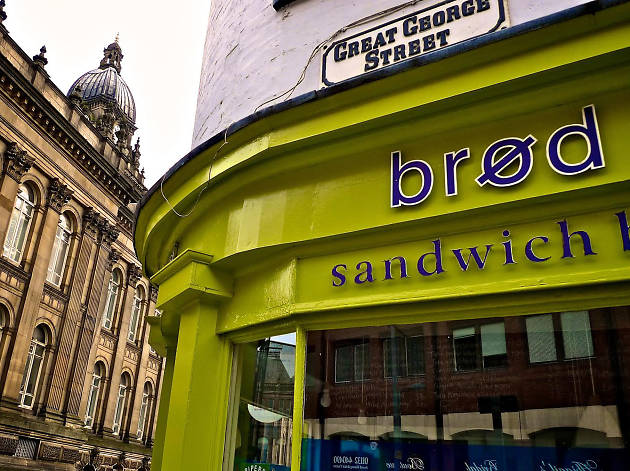 Brod Sandwich Bar