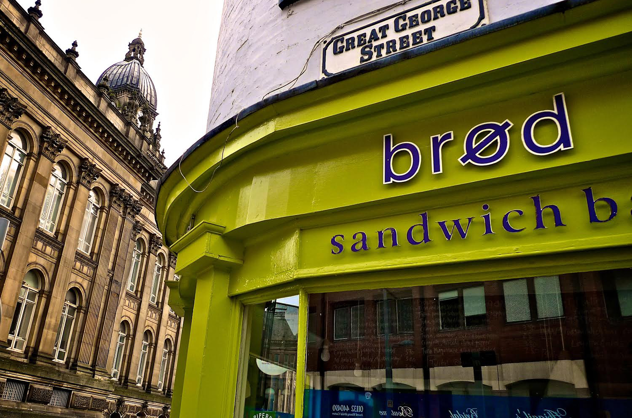 Brod, Sandwich shops, Breakfasts, Leeds