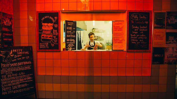 Patty Smith's, Burger restaurants, Leeds