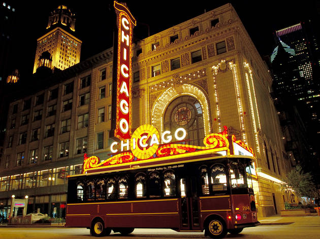 Holiday Lights Trolley Tour - Holiday Lights Trolley Tour Things To Do In Chicago