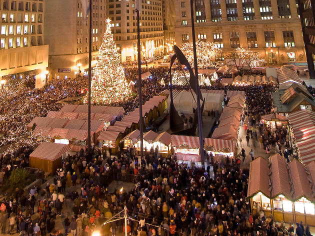 christkindlmarket at daley plaza is a top holiday market
