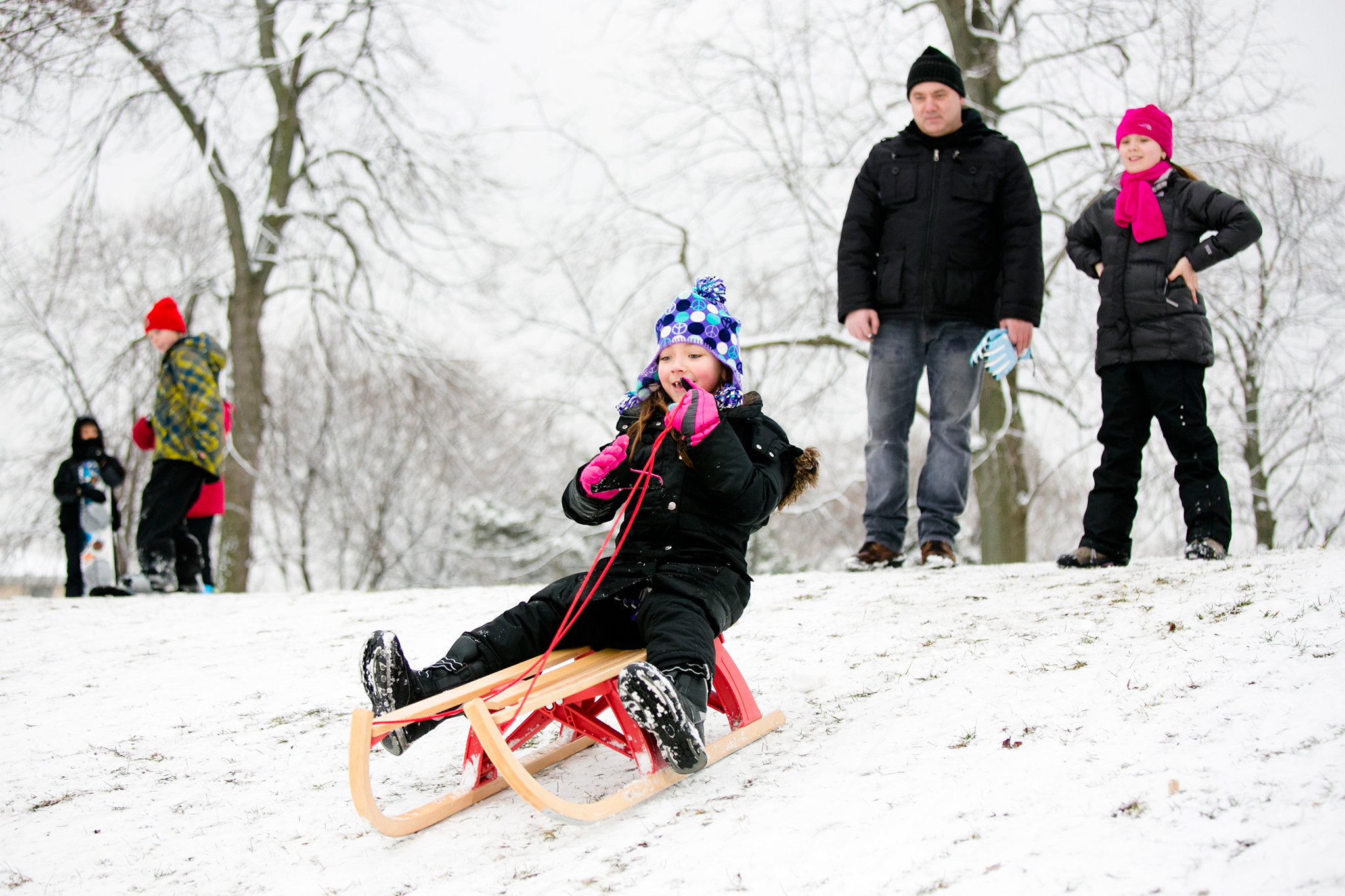 Top Sledding Hills - The best sledding hills in north america
