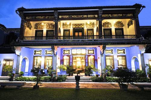 The Blue Mansion (Cheong Fatt Tze)