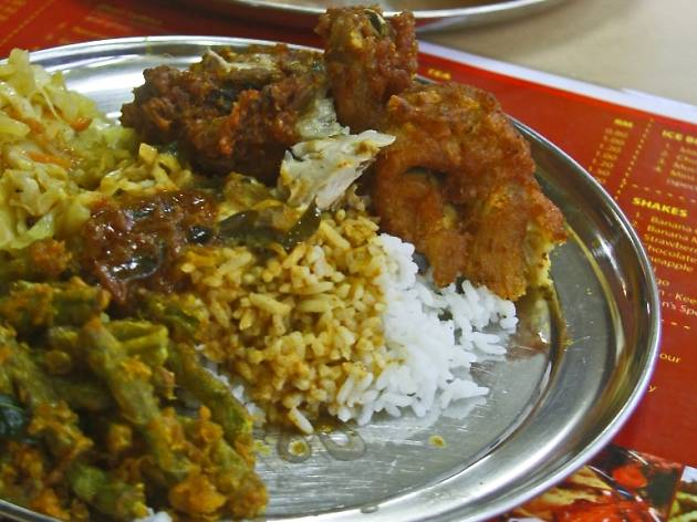 Join the queue for Nasi Kandar