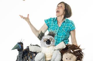 Half Moon Theatre, Rosie Harris, A Roo in My Suitcase