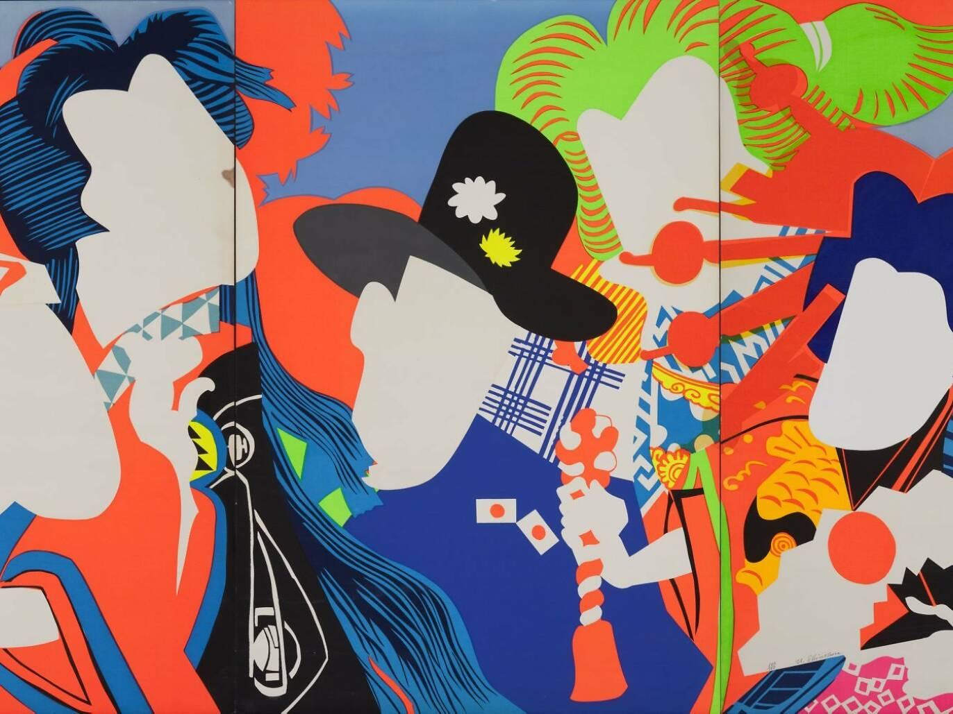 Ushio Shinohara, 'Doll Festival', 1966