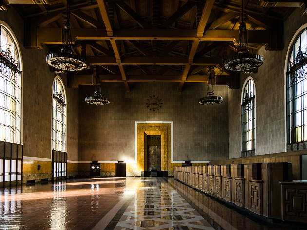 A love letter to Union Station
