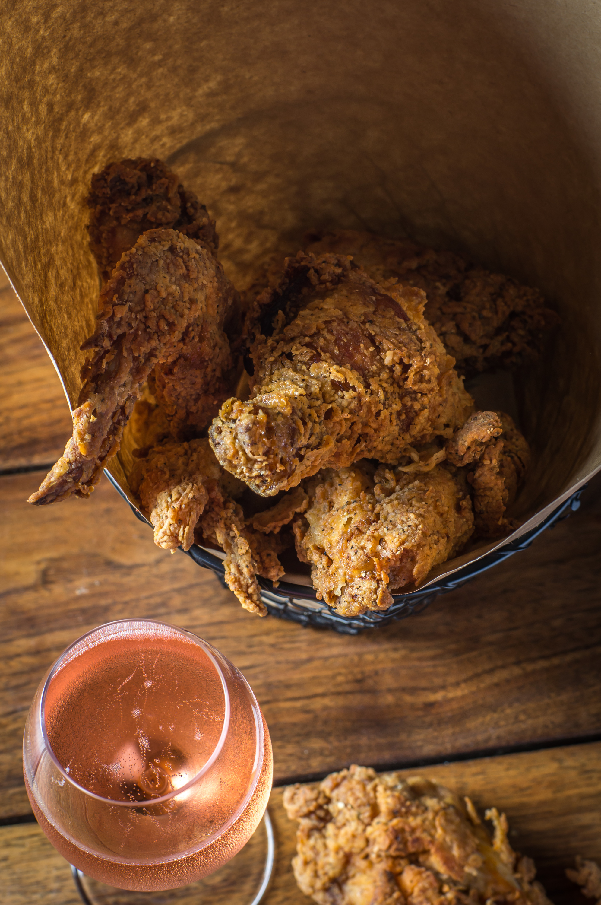 The best fried chicken in NYC