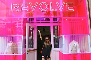 Revolve Opens Pop Up Shop at The Grove