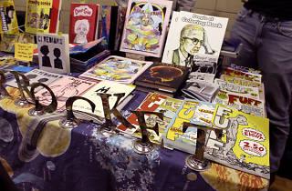 Five events you shouldn't miss at Comic Arts Brooklyn