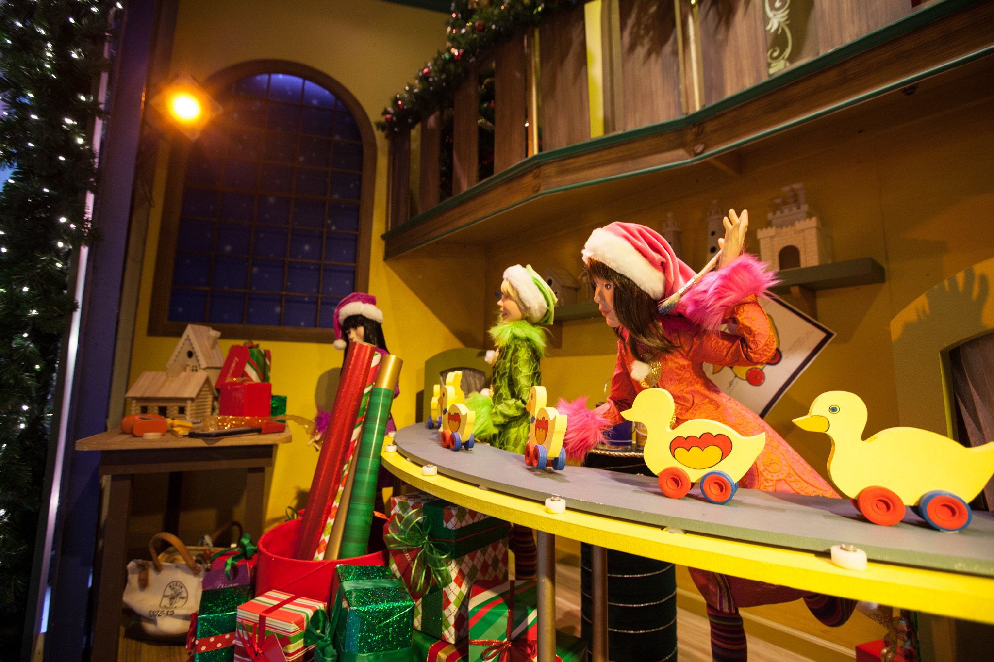 Sneak peek at Macy's 2014 holiday windows