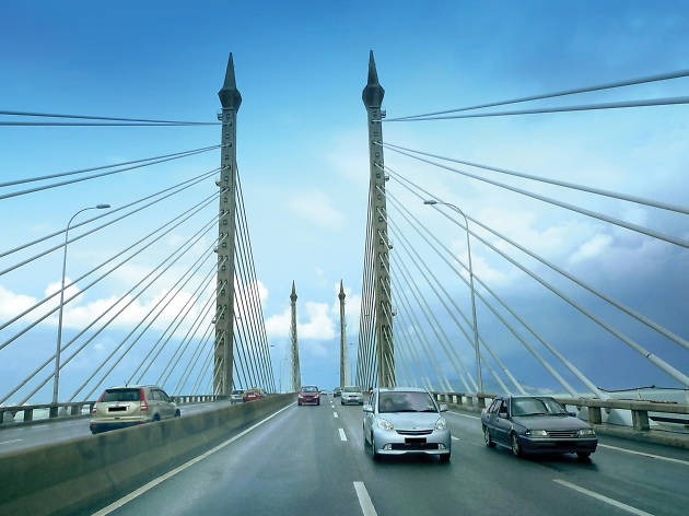 Penang Bridge International Marathon 2015