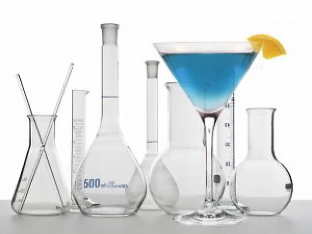 Science of a Cocktail Party