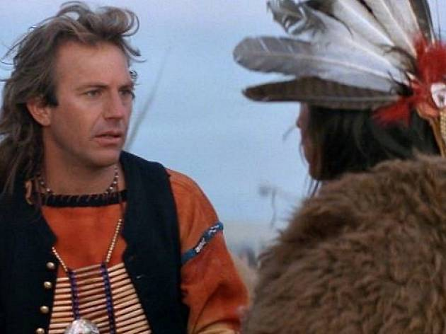 Thanksgiving at the New Beverly Cinema: Dances With Wolves