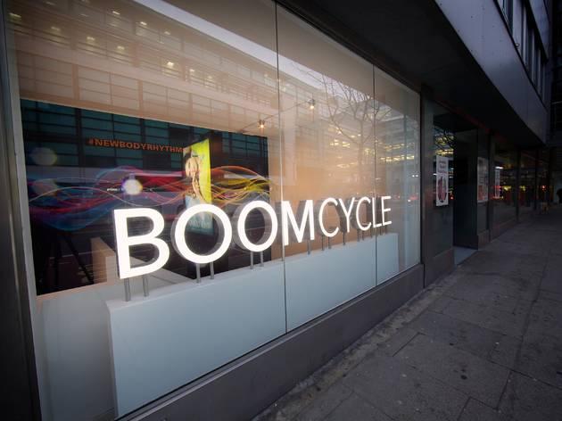 BOOM Cycle