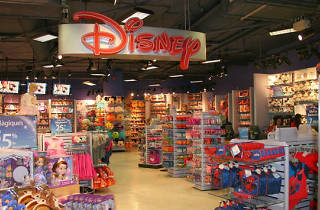 Disfrázate y gana 100 euros en la Disney Store