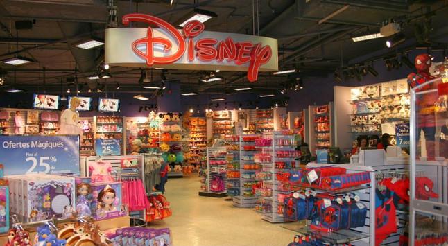 Disney Store Portal de l'Àngel