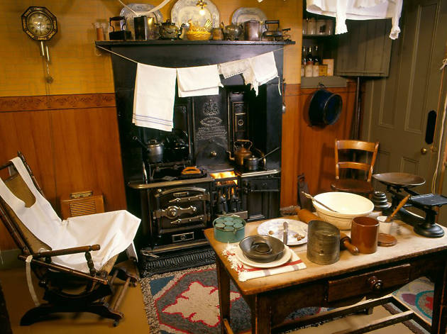 Tenement House, Glasgow, Museum