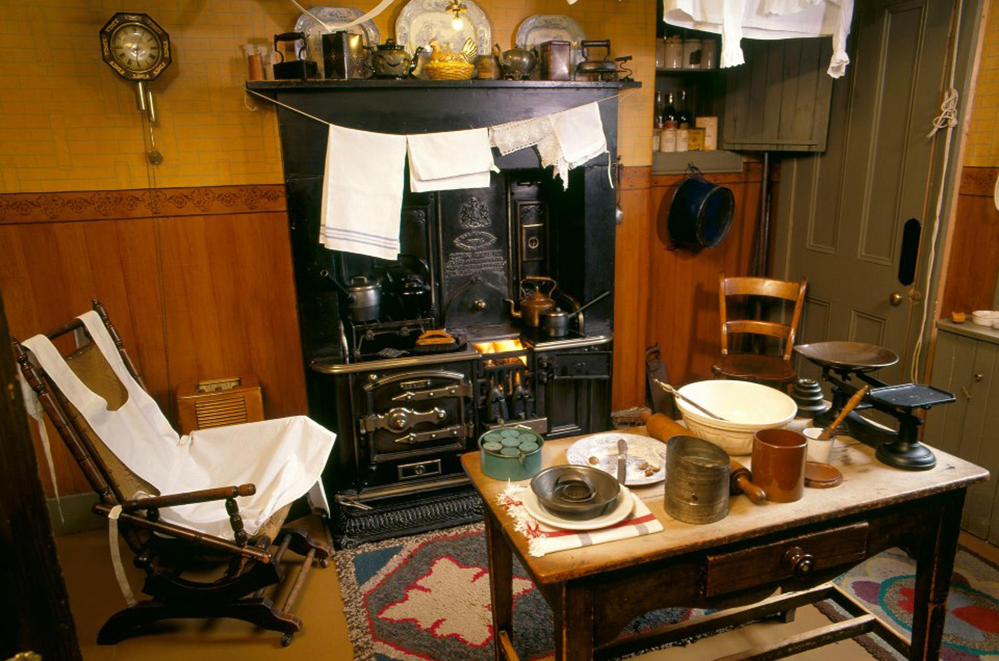 Tenement House, Glasgow, Museum