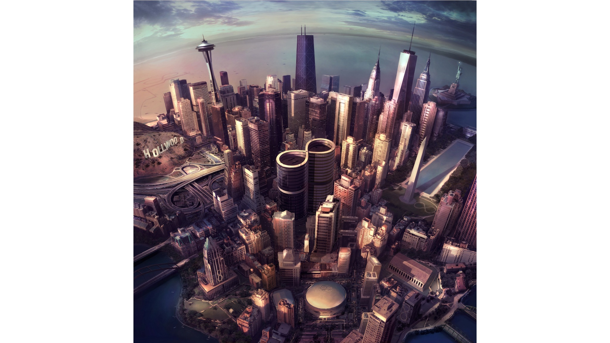 Foo Fighters –<Br>'Sonic Highways'