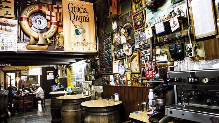 Bar Bodega Cal Pep