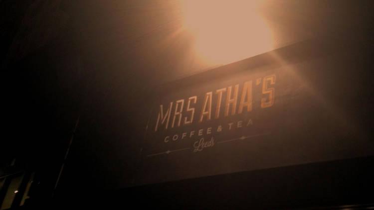 Mrs Atha's, Cafes, Leeds