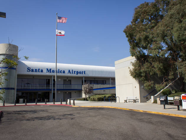 Santa Monica Airport | Things to do in Santa Monica, Los Angeles