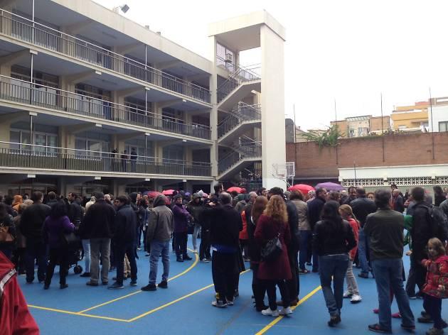 9N: La Salle-Gràcia