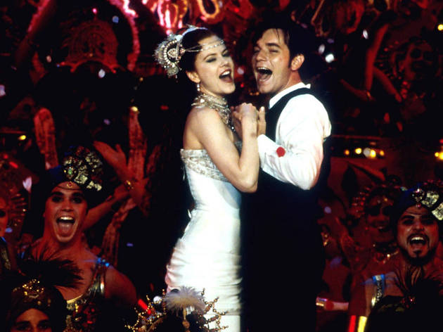 Open-air film festival 2015: Moulin Rouge
