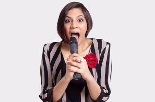 Headliner Night with Sharul Channa